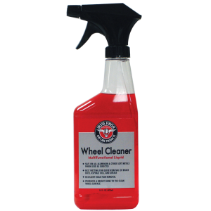 Wheel Cleaner - Red