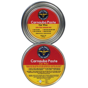 Carnauba Paste Wax